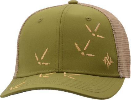 dd27db47fd758 NOMAD Men s Turkey Tracks Trucker Hat