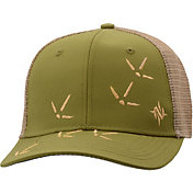 NOMAD Men's Turkey Tracks Trucker Hat
