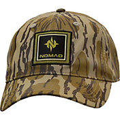 NOMAD Men's Woven Patch Hat