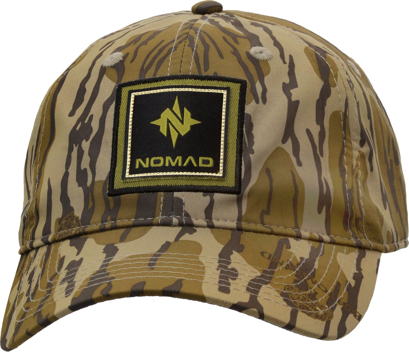 NOMAD Men's Woven Patch Hat