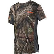 NOMAD Youth Short Sleeve Icon Cooling Hunting T-Shirt