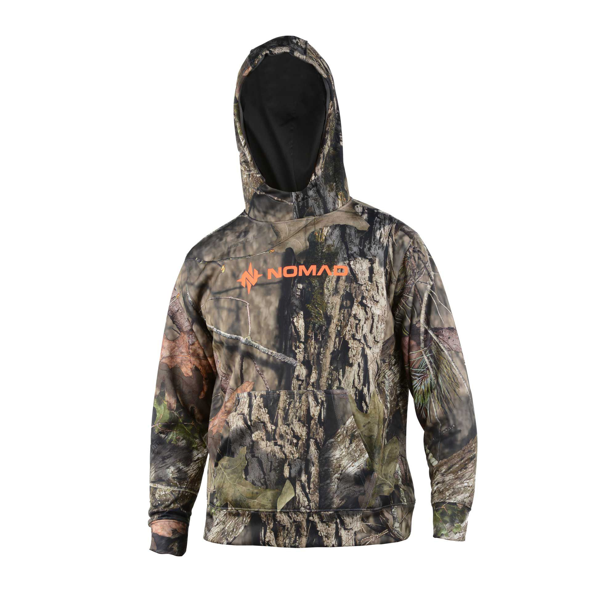 Nomad Youth Southbounder Hunting Hoodie, Kids Unisex, Size: YL, Mossy Oak Break-UpCountry thumbnail