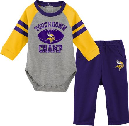 Minnesota Vikings Kids' Apparel | NFL Fan Shop at DICK'S