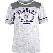 NFL Team Apparel Women's Denver Broncos Peppercorn T-Shirt