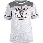 NFL Team Apparel Women's Chicago Bears Peppercorn T-Shirt