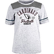 NFL Team Apparel Women's Arizona Cardinals Peppercorn T-Shirt