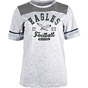 NFL Team Apparel Women's Philadelphia Eagles Peppercorn T-Shirt