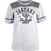 NFL Team Apparel Women's Jacksonville Jaguars Peppercorn T-Shirt