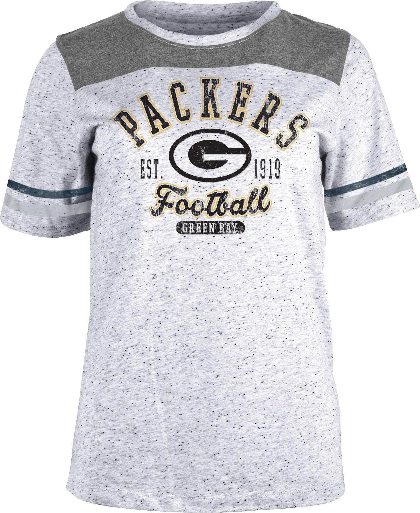 Green Bay Packers Peppercorn T-Shirt