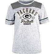 NFL Team Apparel Women's Green Bay Packers Peppercorn T-Shirt
