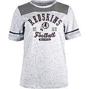 NFL Team Apparel Women's Washington Redskins Peppercorn T-Shirt