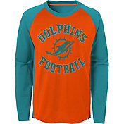 9e599112 Miami Dolphins Kids' Apparel | NFL Fan Shop at DICK'S