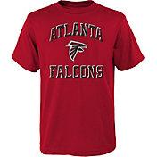 NFL Team Apparel Youth Atlanta Falcons Power Red T-Shirt