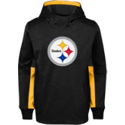 Discount NFL Team Apparel Youth Pittsburgh Steelers Status Performance Black  hot sale pIAIm99S