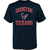 NFL Team Apparel Youth Houston Texans Power Red T-Shirt
