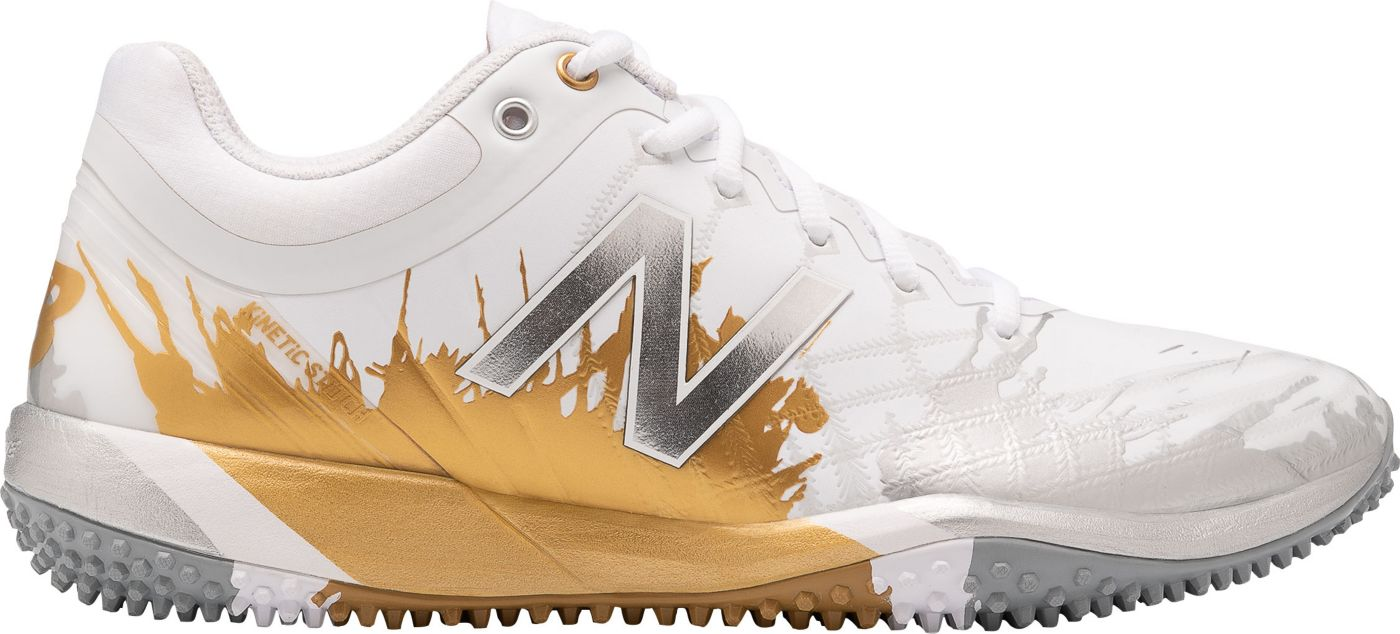New Balance Men's 4040 v5 Playoff Pack Turf Baseball Cleats