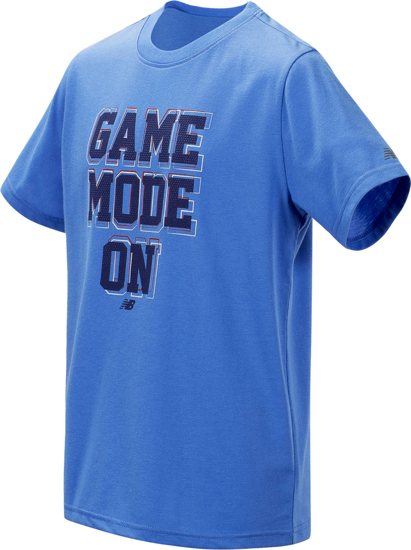 New Balance Little Boys' Game On Mode Graphic T-Shirt