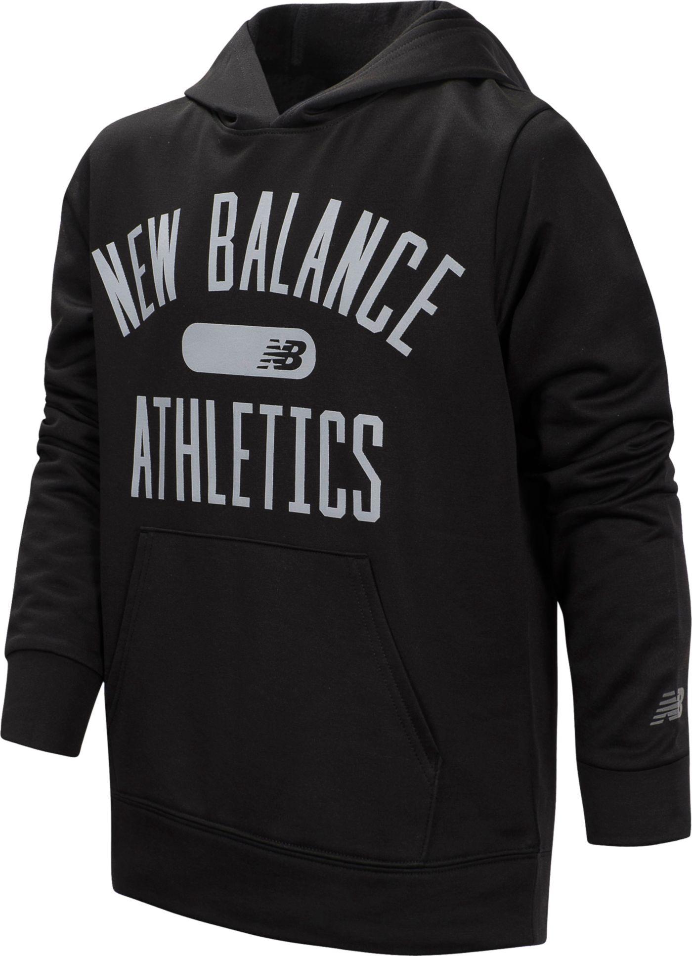 New Balance Boy's Graphic Hoodie