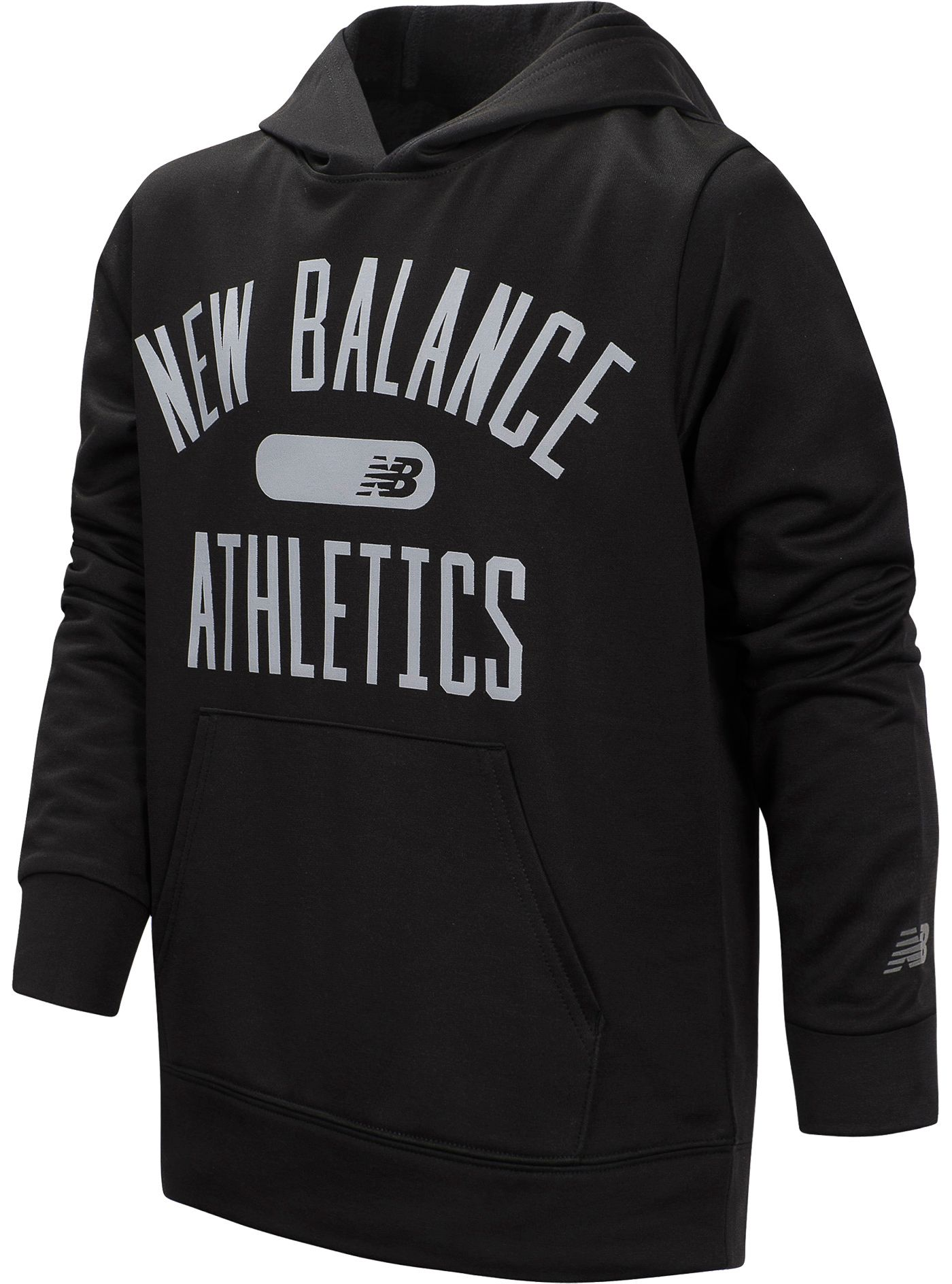 New Balance Little Boys' Wordmark Graphic Hoodie