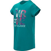 New Balance Girl's Power of Me T-Shirt