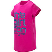 New Balance Girl's This Girl Can T-Shirt