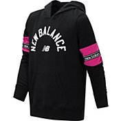 New Balance Little Girls' Varsity Hoodie