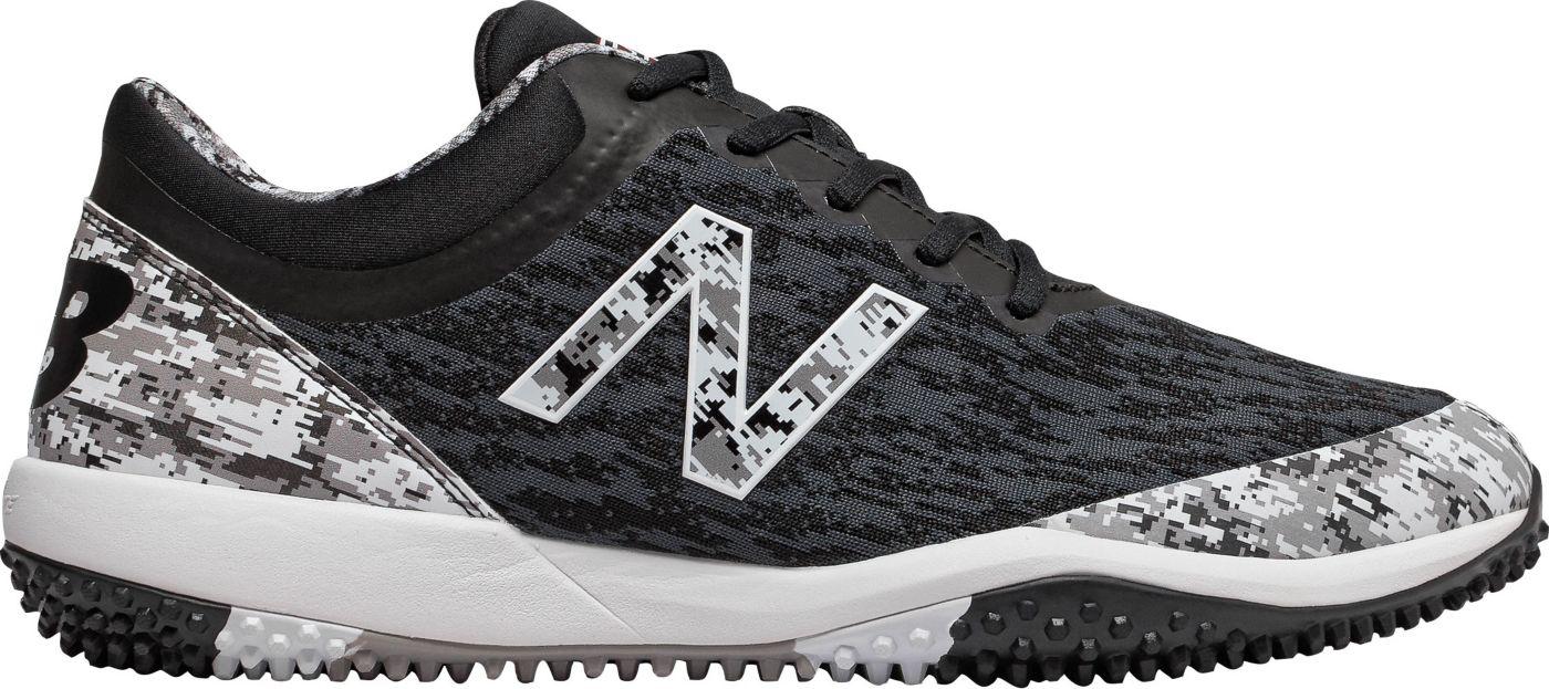 New Balance Men's 4040 v5 Pedroia Turf Baseball Cleats