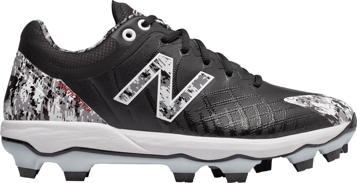 New Balance Men's 4040 v5 Pedroia Baseball Cleats