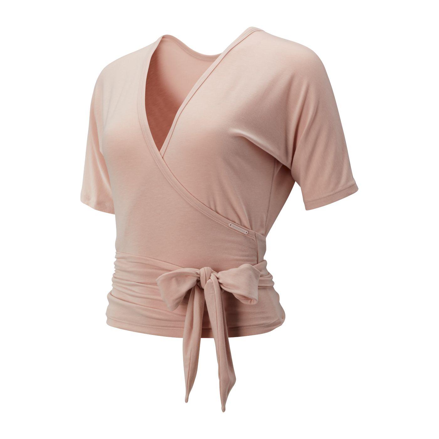 New Balance Women's Balance Wrap T-Shirt