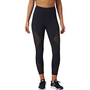 New Balance Women's Feel The Cool Cropped Leggings