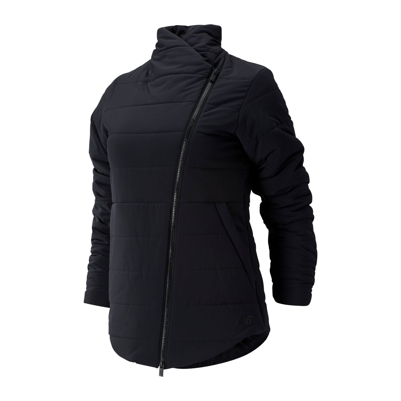 New Balance Women's Heat Flex Asymmetrical Jacket