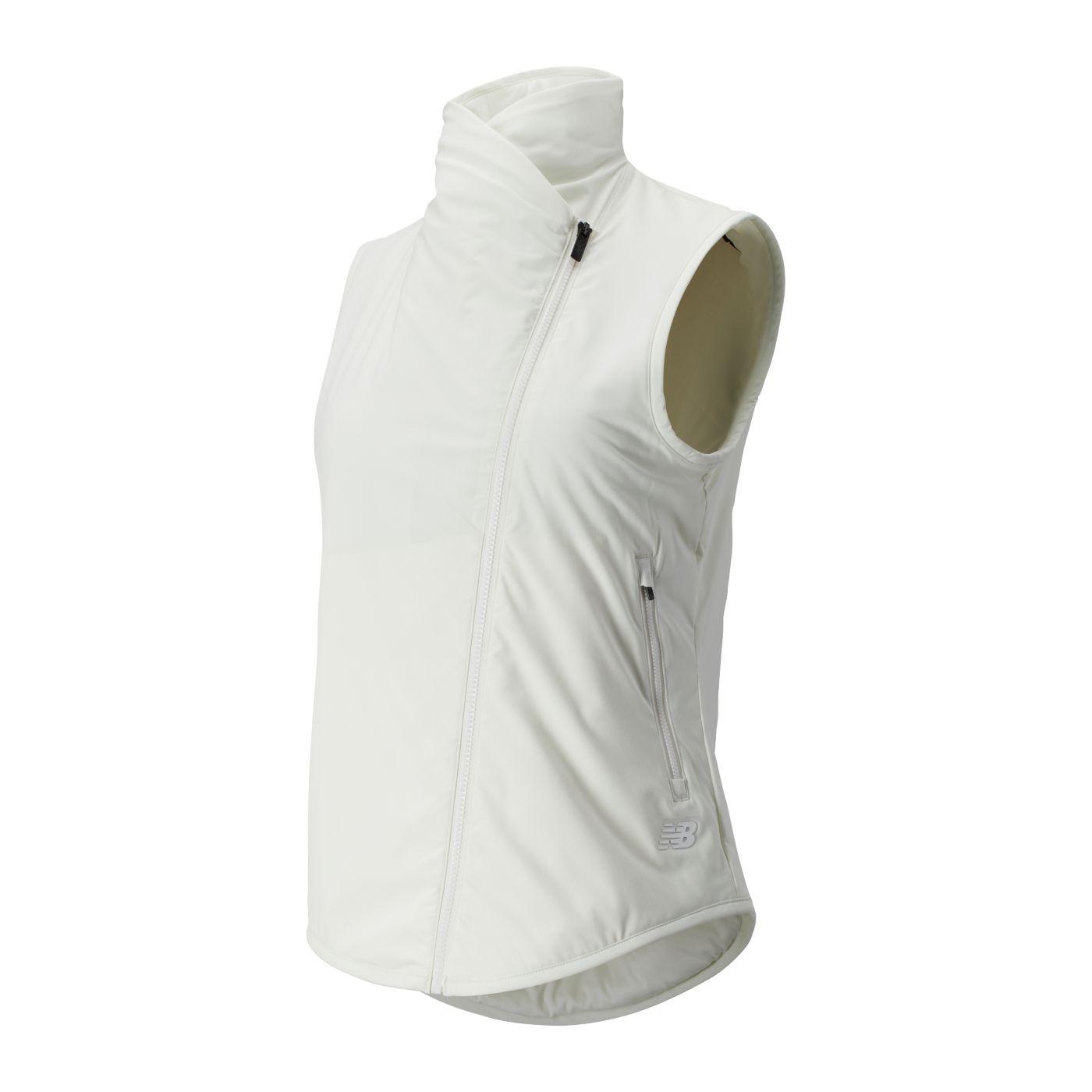 New Balance Women's Heat Flex Asymmetrical Vest
