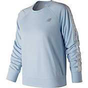 New Balance Women's Warmup Crew Top