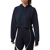 New Balance Women's Energized Cropped Hoodie