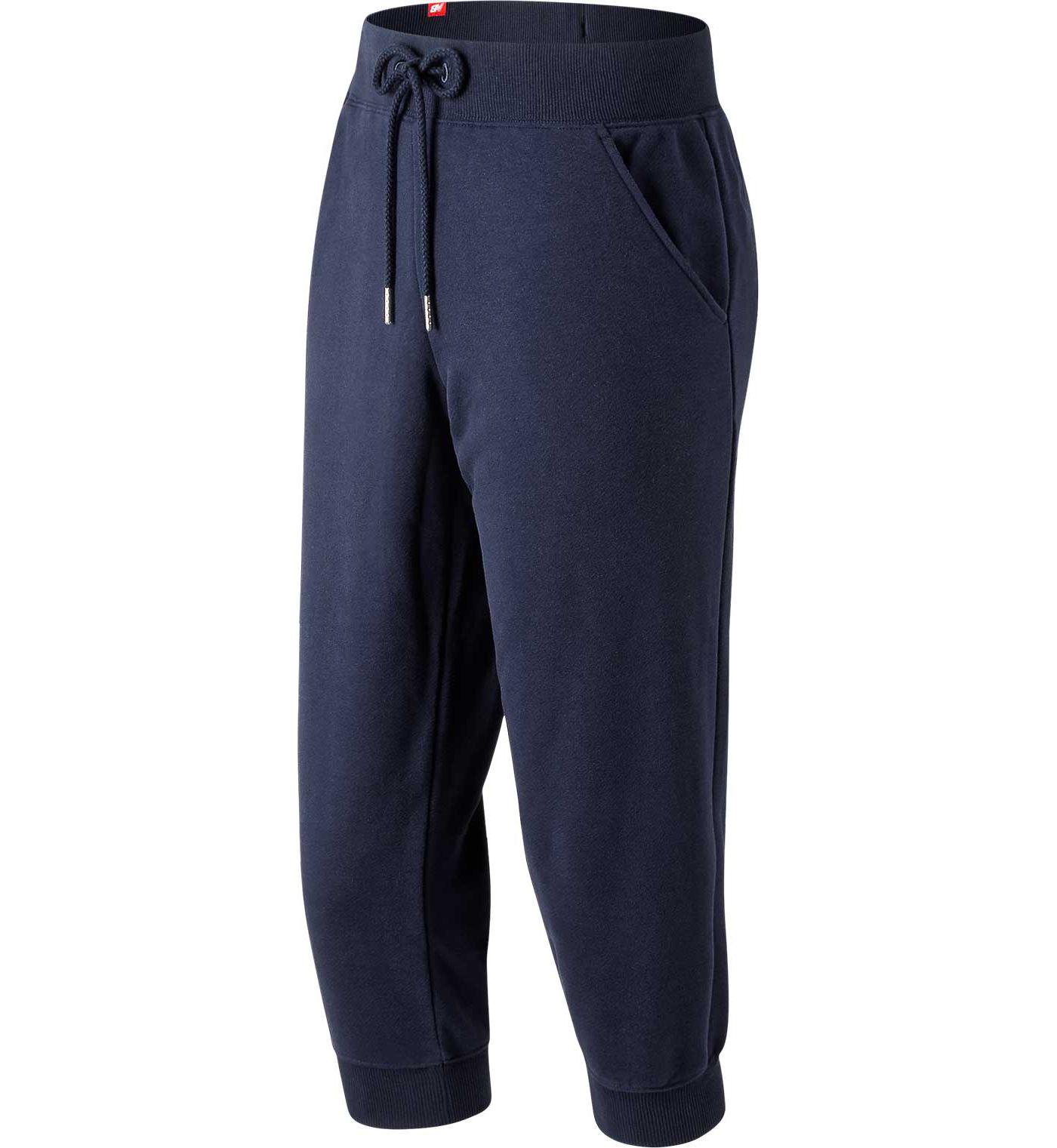 New Balance Women's Essentials 90s 3QTR FT Pant