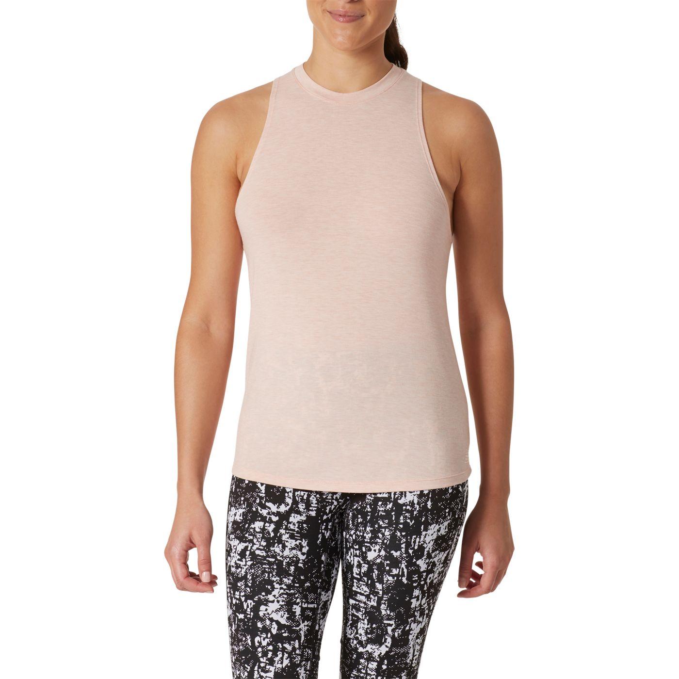 New Balance Women's Transform Jersey Twist Tank Top