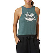 New Balance Women's Well Being Cropped Tank Top