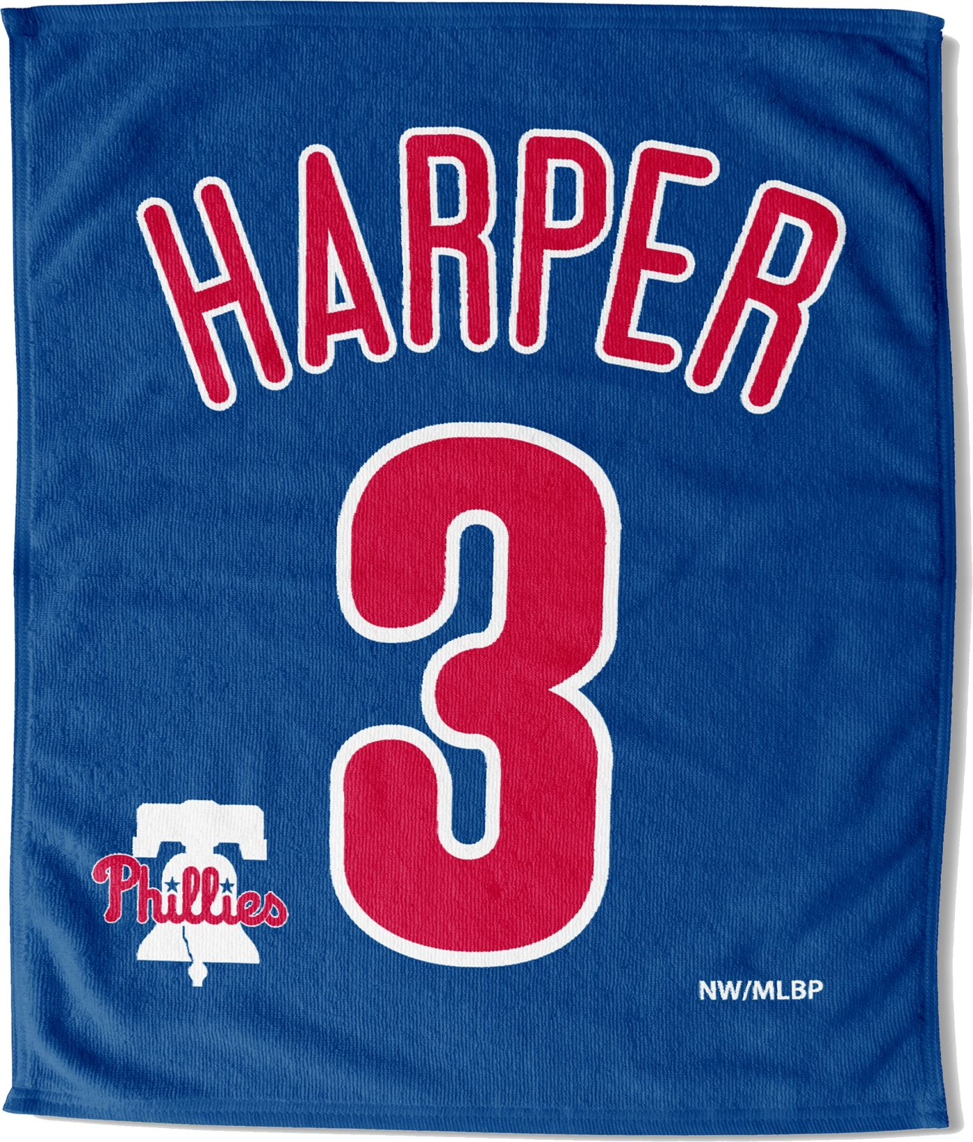 Northwest Philadelphia Phillies Bryce Harper Blue Rally Towel