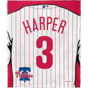Northwest Philadelphia Phillies Bryce Harper Silk Touch Blanket