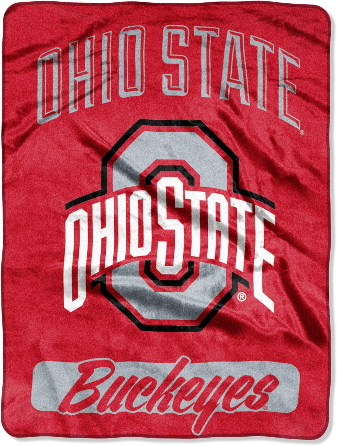 Northwest Ohio State Buckeyes Blanket