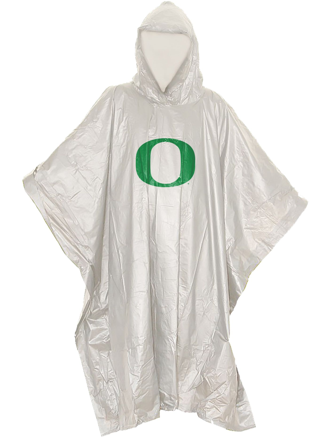Northwest Oregon Ducks Poncho