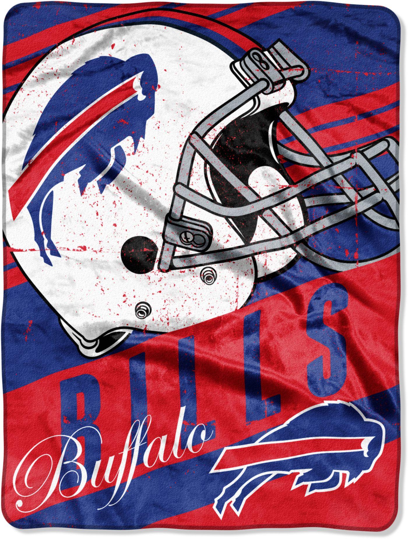Northwest Buffalo Bills Slant Blanket