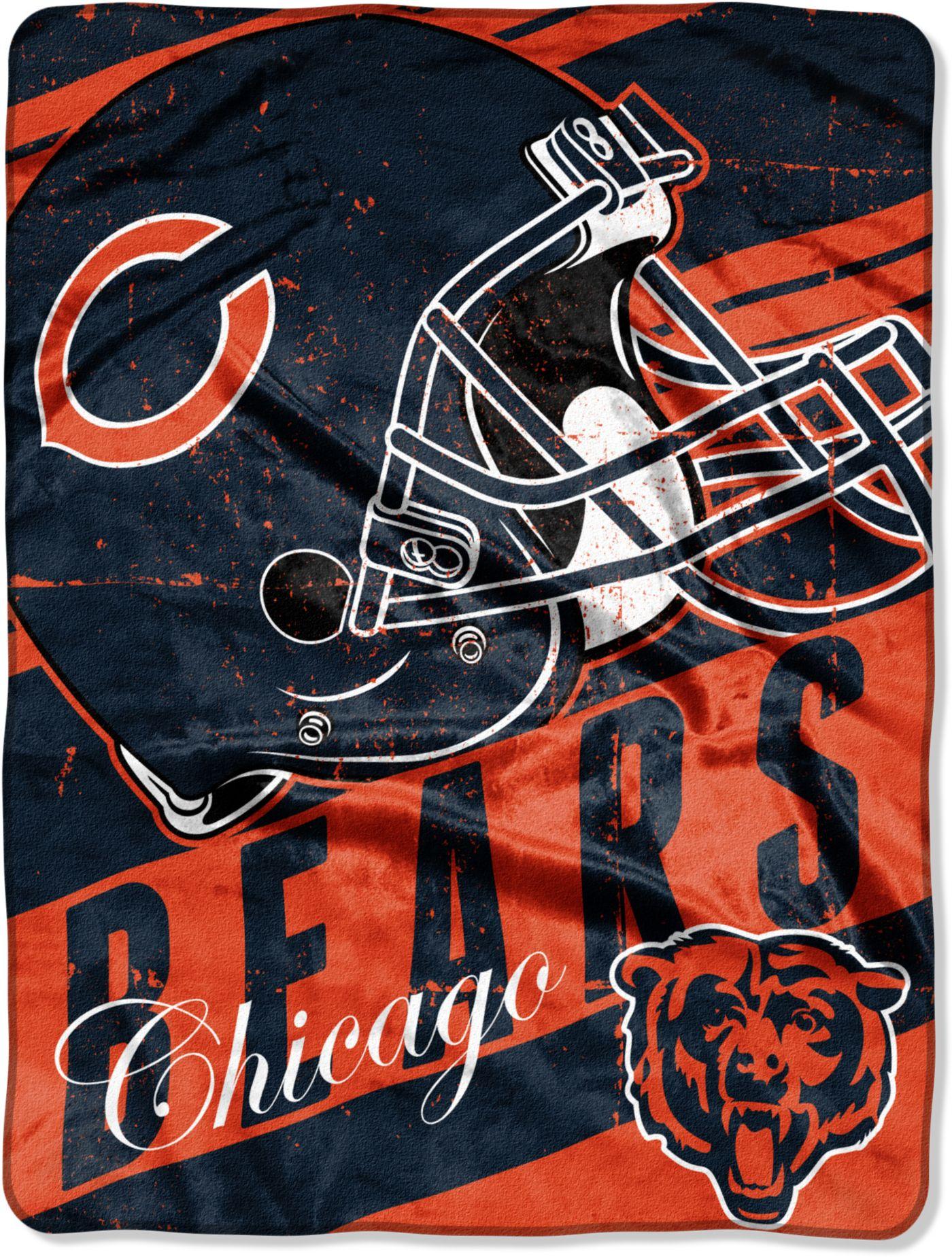 Northwest Chicago Bears Slant Blanket