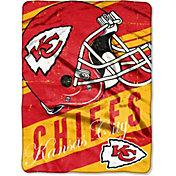 Northwest Kansas City Chiefs Slant Blanket