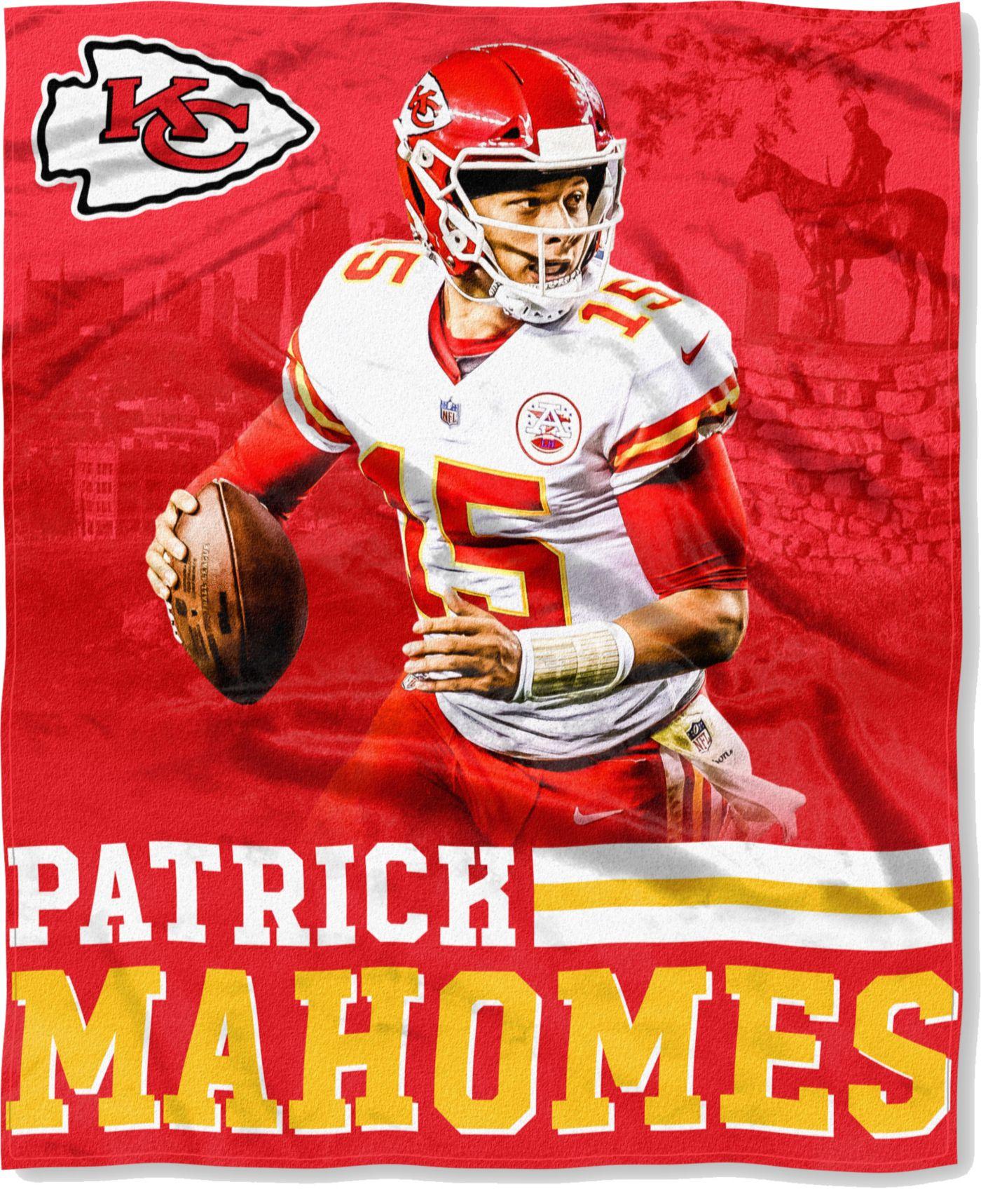 Northwest Kansas City Chiefs Patrick Mahomes Silk Blanket