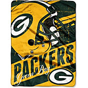Northwest Green Bay Packers Slant Blanket