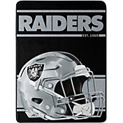 Northwest Oakland Raiders Blanket