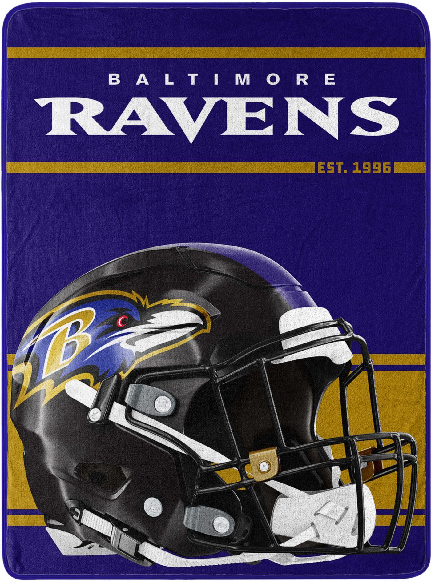 Northwest Baltimore Ravens Blanket