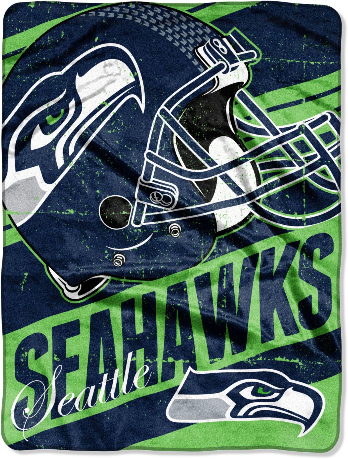 Northwest Seattle Seahawks Slant Blanket