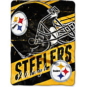 Northwest Pittsburgh Steelers 50'' x 60'' Slant Blanket